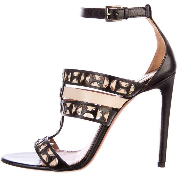 Pre-owned - Leather sandals Alaia Buy Online New Sale Shop For High Quality Cheap Online Exclusive Cheap Good Selling FbDuu