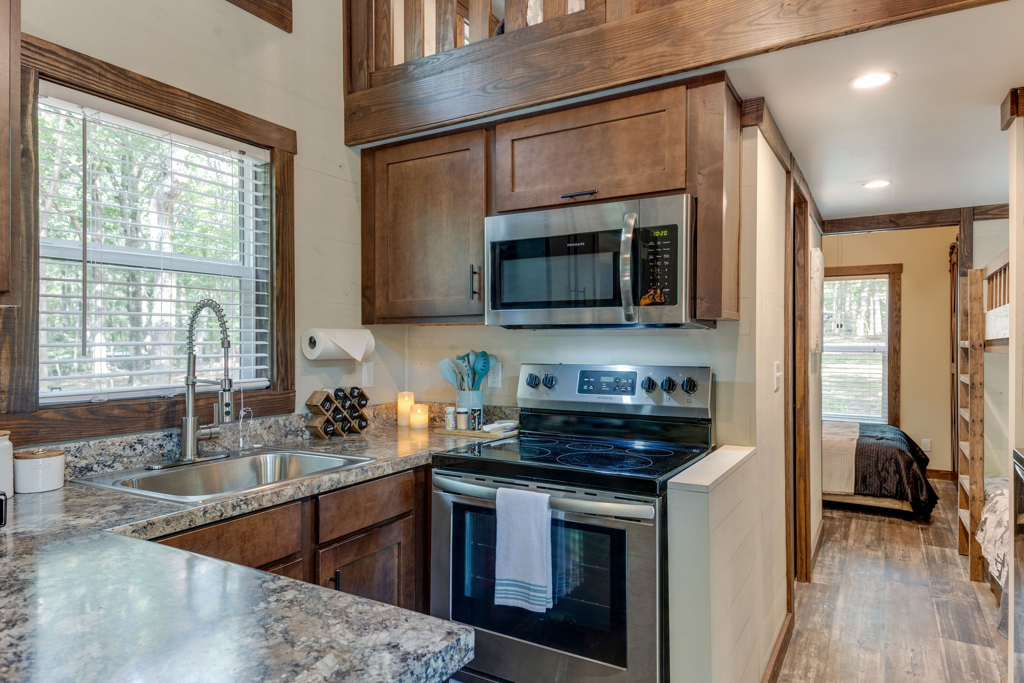 Stay In A Tiny Home In Monteagle Tn Crystal Ragan Tiny Houses For Rent Tiny House Luxury Tiny House