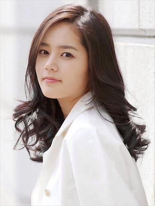 Trend Model Gaya Rambut Wanita Terbaru 2015 Korean Long Hair Womens Hairstyles Teenage Hairstyles