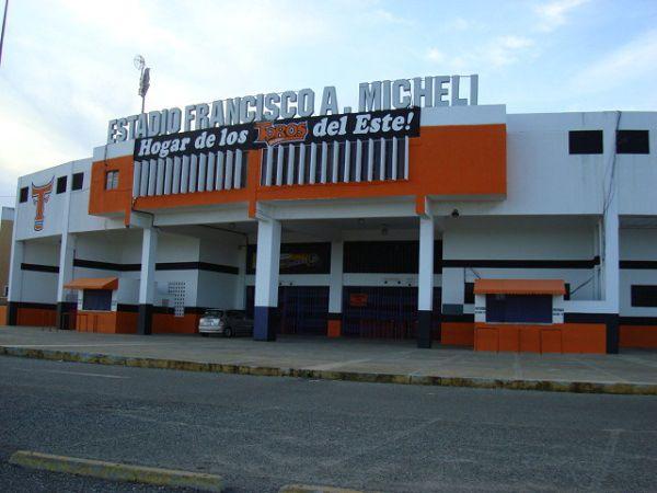 Gerencia administrativa del estadio Francisco Micheli garantizará seguridad parqueos