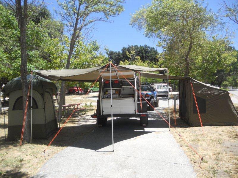 Oz Tent u0026 Foxwing & Oz Tent u0026 Foxwing | Teardrop campers | Pinterest | Tents