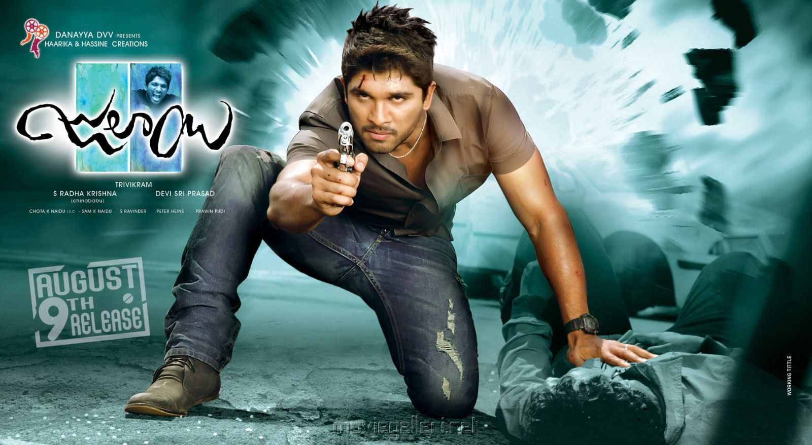 Picture 279586  Allu Arjun Julayi Movie HD Wallpapers  New Movie