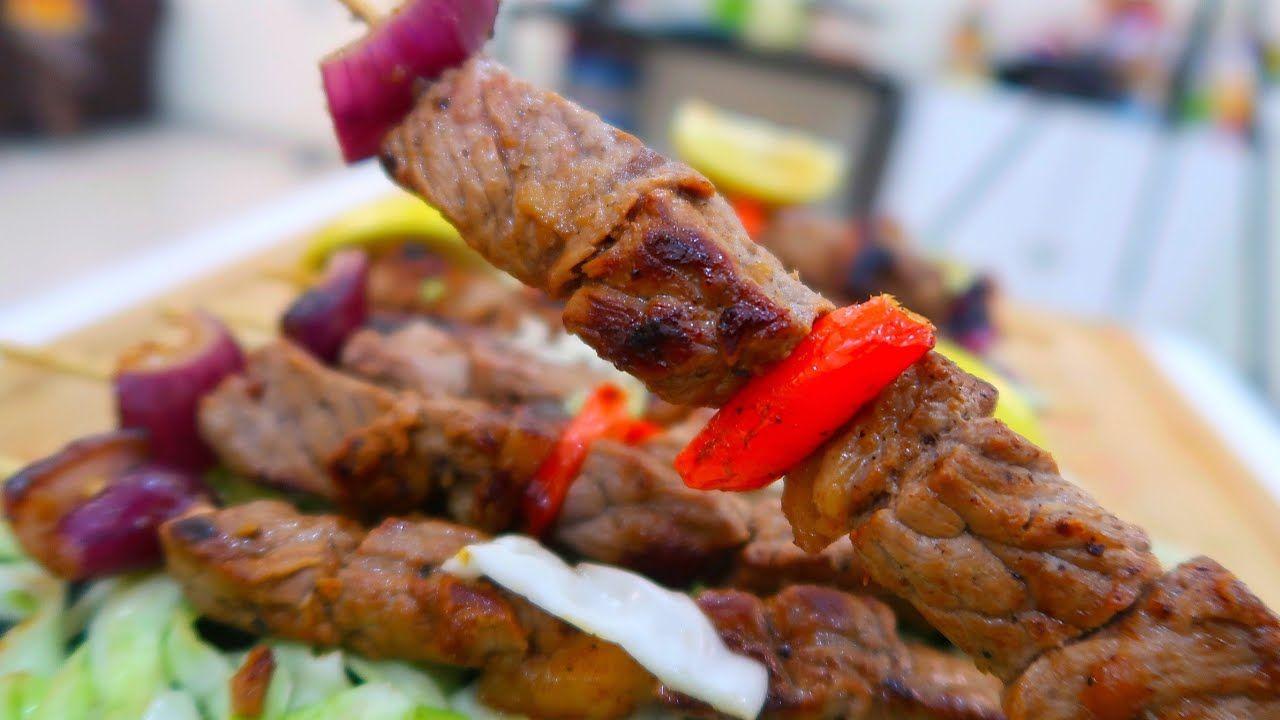 سر طراوة اللحوم المشوية والاستيك فى المطاعم How To Tenderize Meat For Bbq English Subtitle In 2020 Food Beef Meat