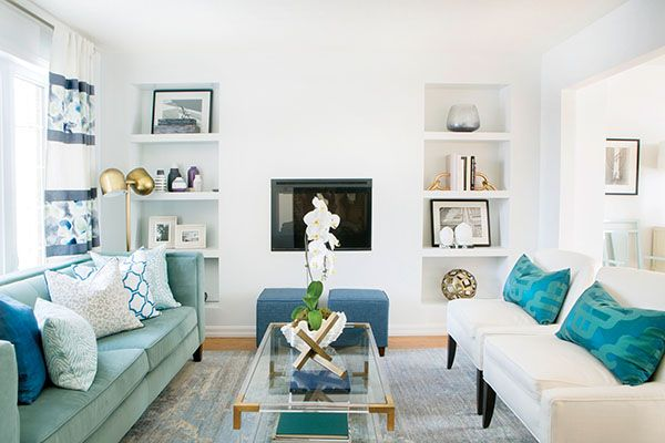 Cheap Ways To Decorate Living Room: Living Room Ideas: 7 Inexpensive Ways To Update Your Space