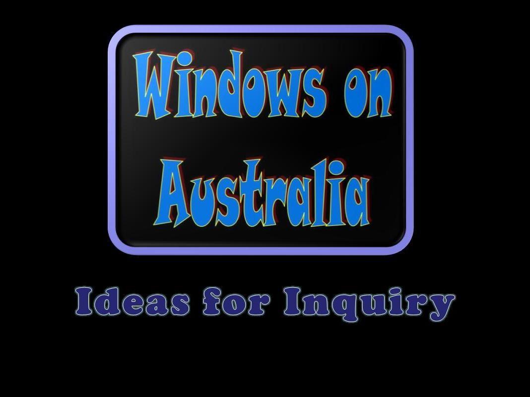Australian History Pictures