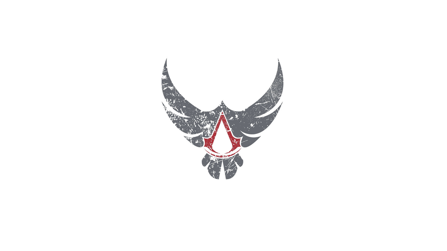 Assassin S Creed Eagle Logo Background By Sophieauditore On