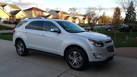 2016 Chevy Equinox Chevy Equinox Chevy Crossover Equinox Car