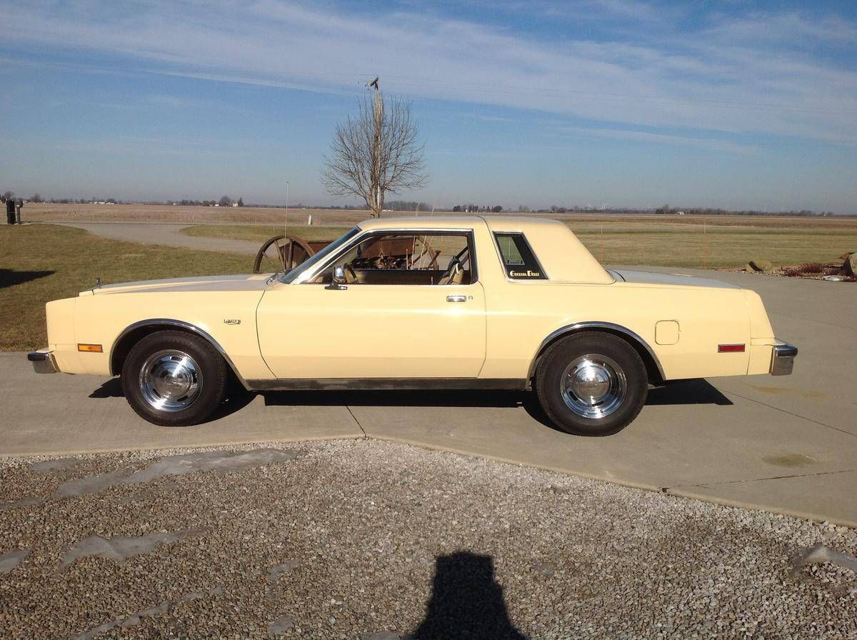 1980 Chrysler Lebaron For Sale 2358189 Hemmings Motor News In