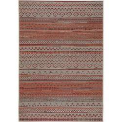Photo of benuta alfombra interior y exterior Capri rojo 120×170 cm – para balcón, terraza y jardín benuta