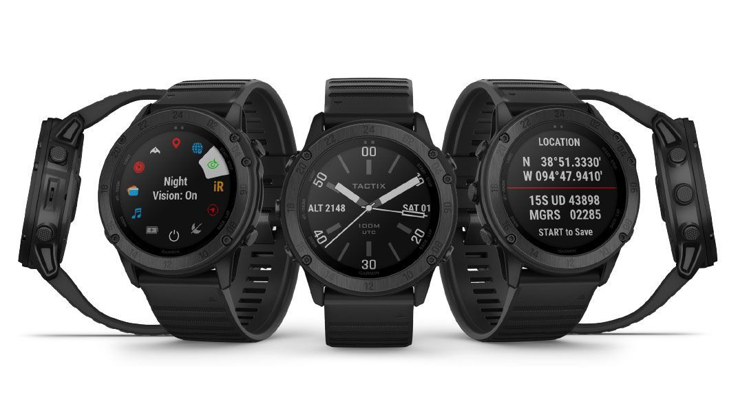 New Garmin Smartwatch Includes A Kill Switch To Delete All Of Your Data Smart Watch Kill Switch Best Tactical Watch