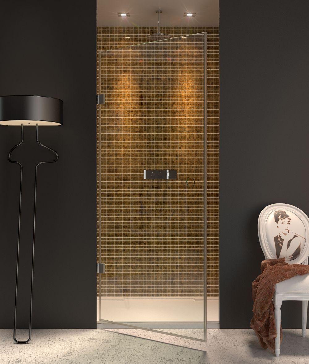 The Shower Lab Argon 02 Bespoke Single Door Showers Pinterest