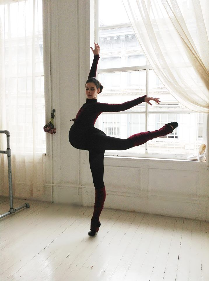 Dancing through pregnancy - www.zenenzo.com