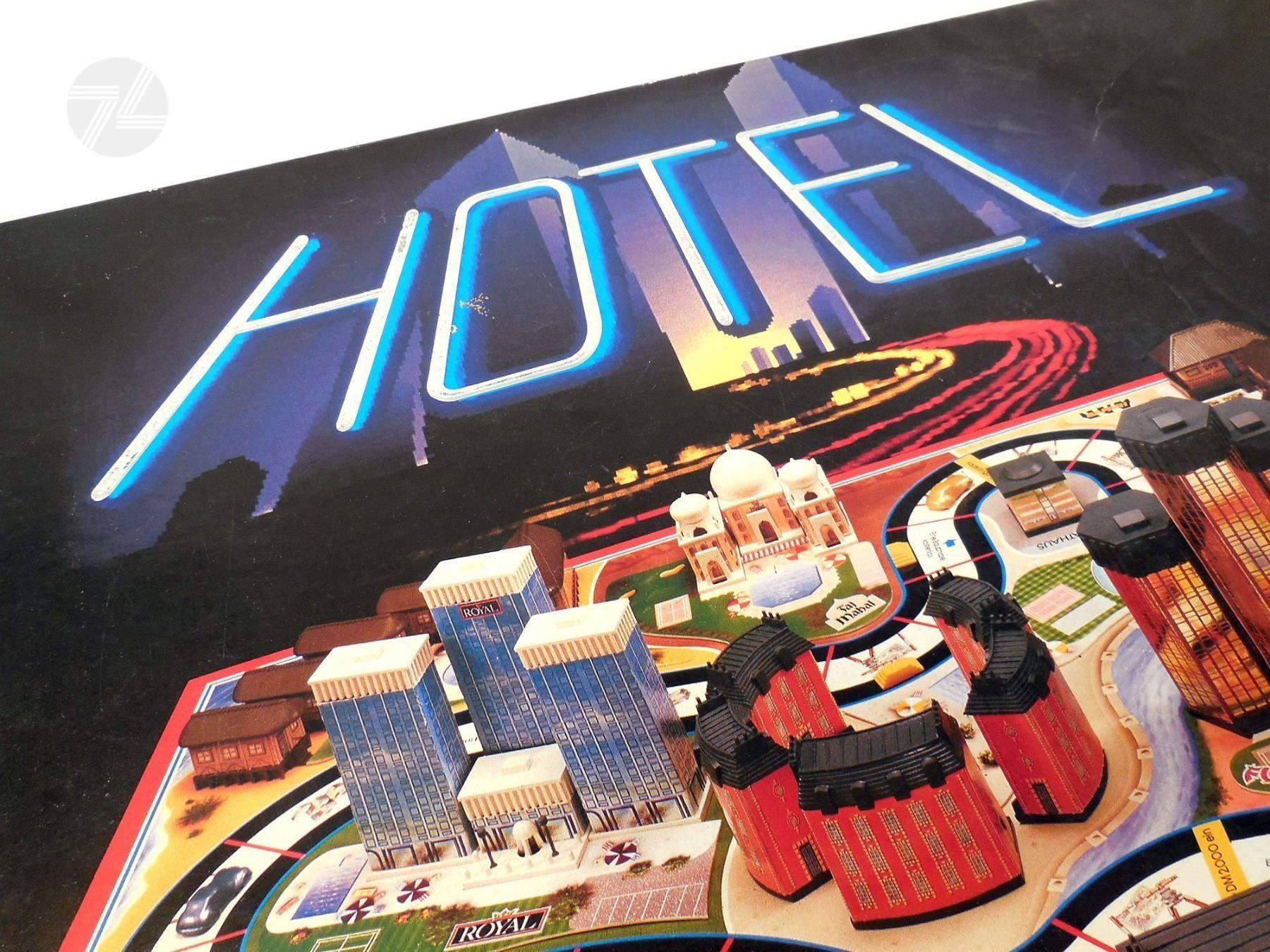 Hotel Gesellschaftsspiel