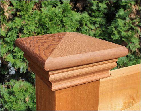 Custom Fence Cedar Stain Fence Lattice Design