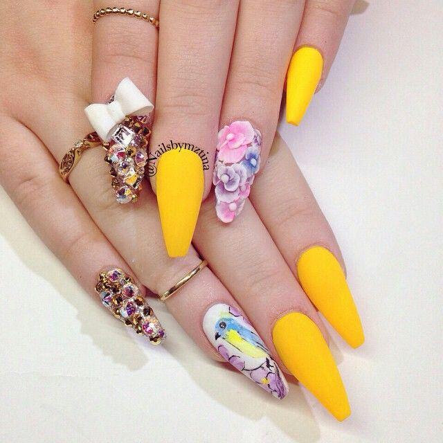 Nails by: Mz Tina   Vintage nails, Nails, Fabulous nails