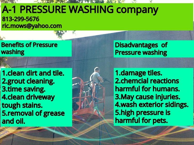 Residential Home Pressure Washing Brandon FL Pressure