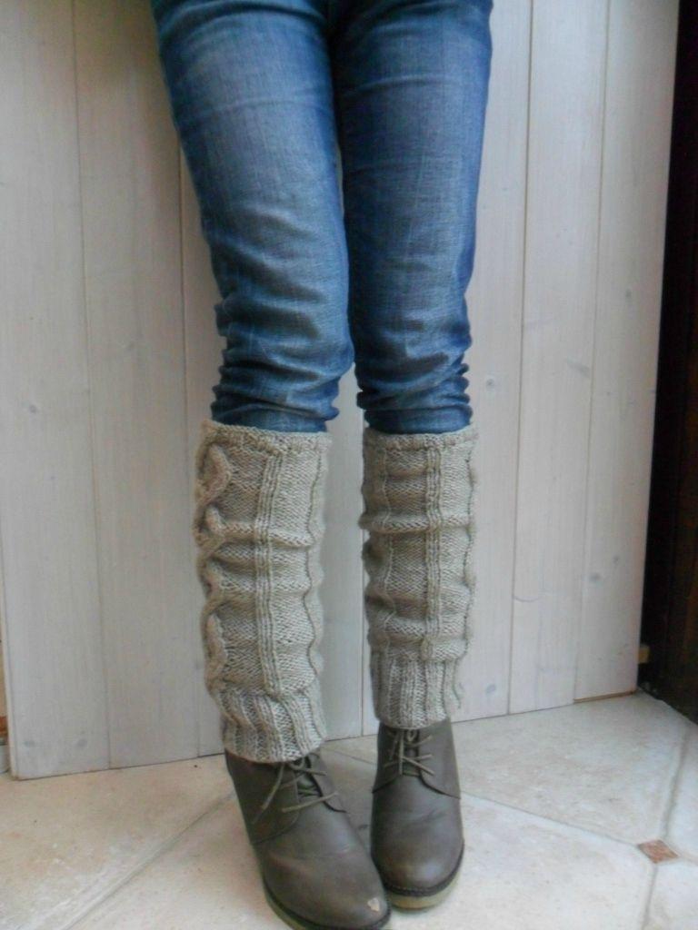 Bien connu comment tricoter des guetres … | Pinteres… OV55