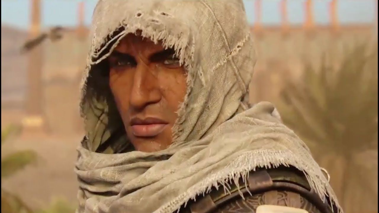 Assassin's Creed Origins: Cinematic Trailer Gamescom Game