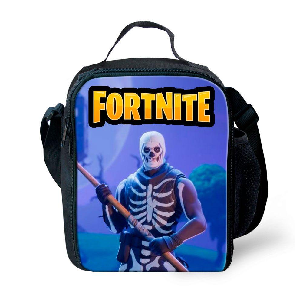 2d11ba58e3cf Skull Trooper Fortnite Lunch Bag in 2019 | Bags | Bags, Lunch, Backpacks