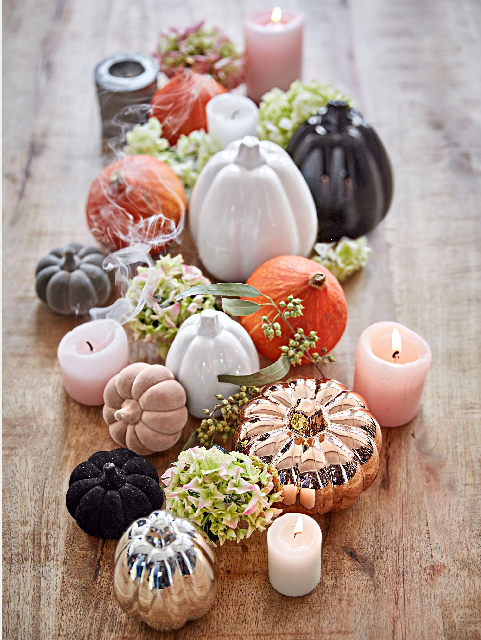 Impressionen Living Kurbis Set 3 Tlg Impressionen Herbstdeko Impressionen Dekoration