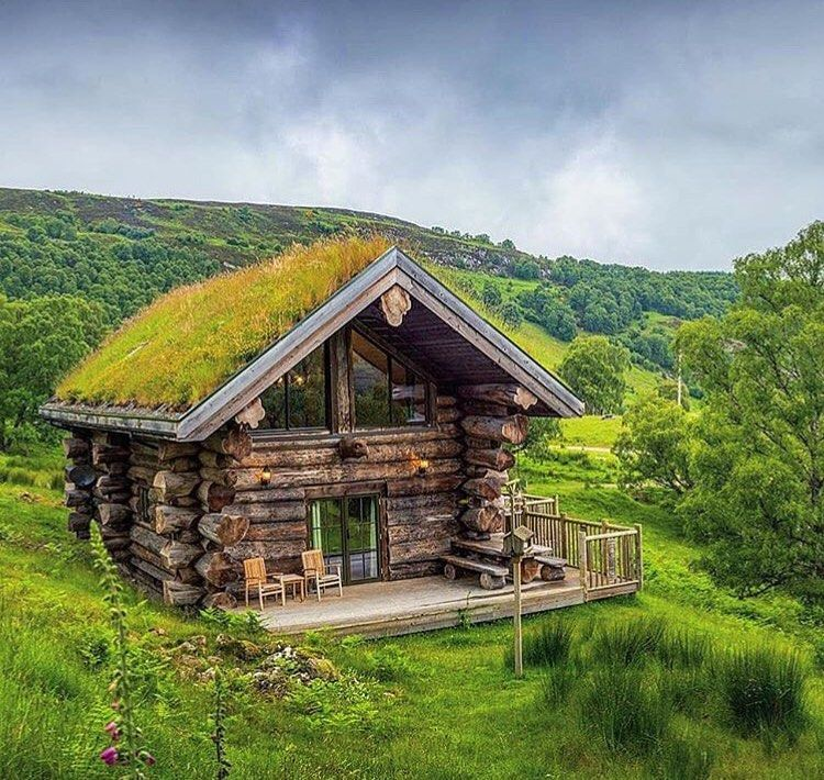 "Cozy Log Cabins on Instagram: ""Rate this lovely cabin 1-10"
