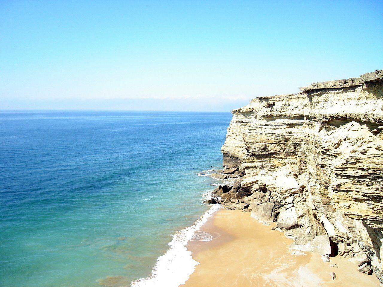 Gwadar Beach, Pakistan. The isolated Gwadar beaches are a ...