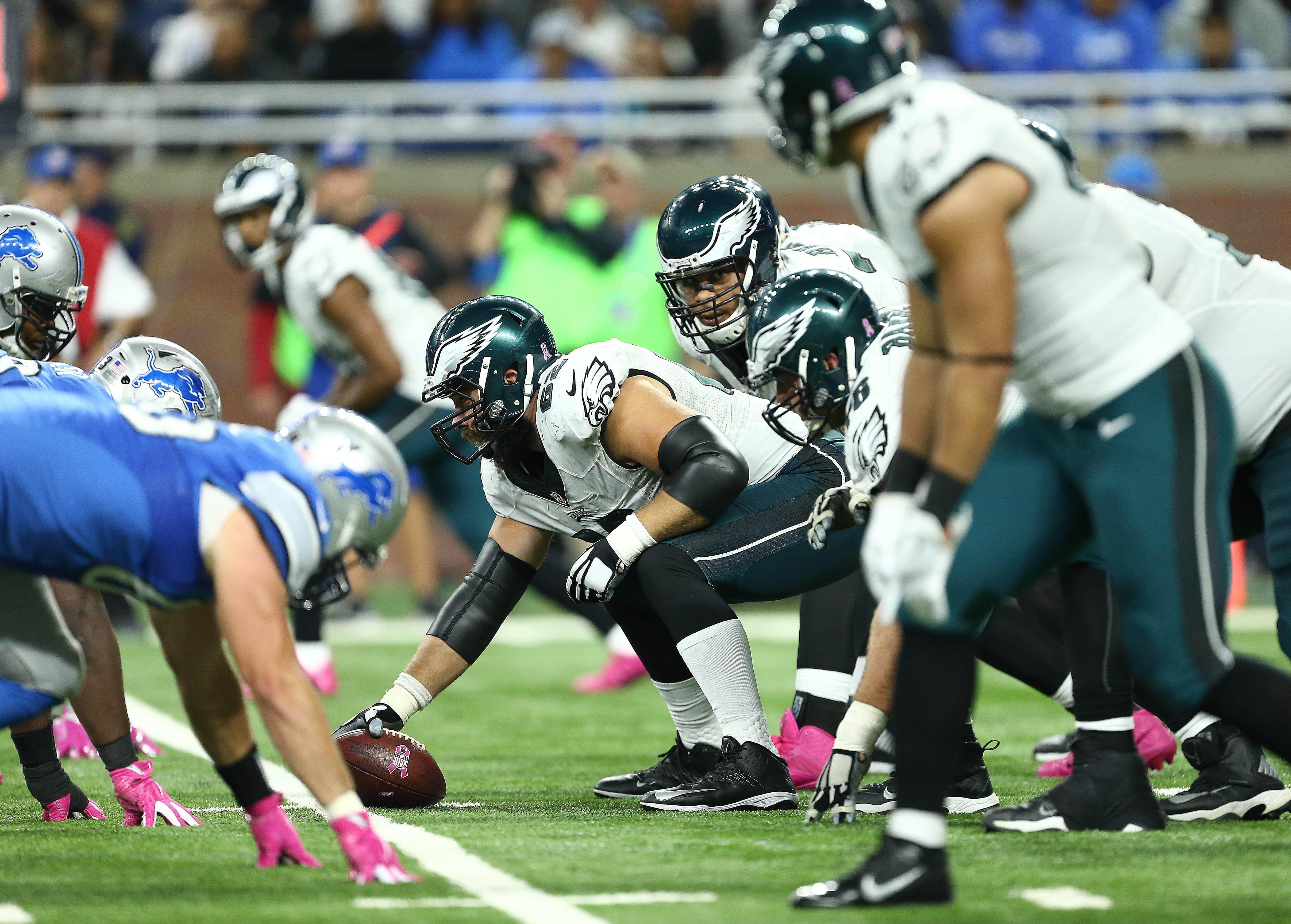 Detroit Lions defeat Philadelphia Eagles 2724 Blog recap