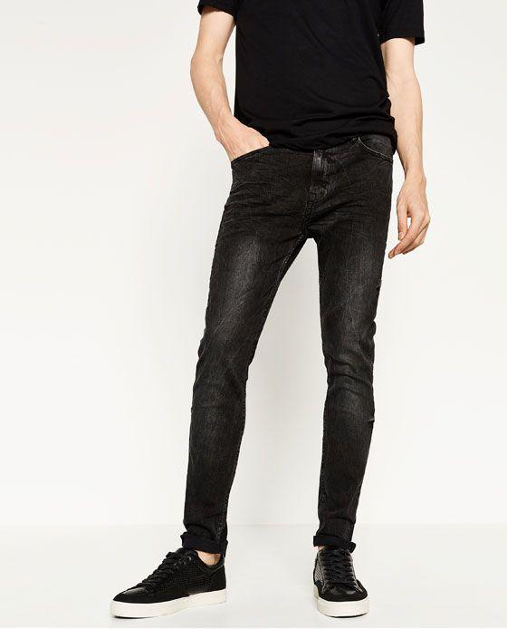 1cbfef99ab $36 SKINNY JEANS from Zara | men's clothing | Jeans, Zara man, Zara