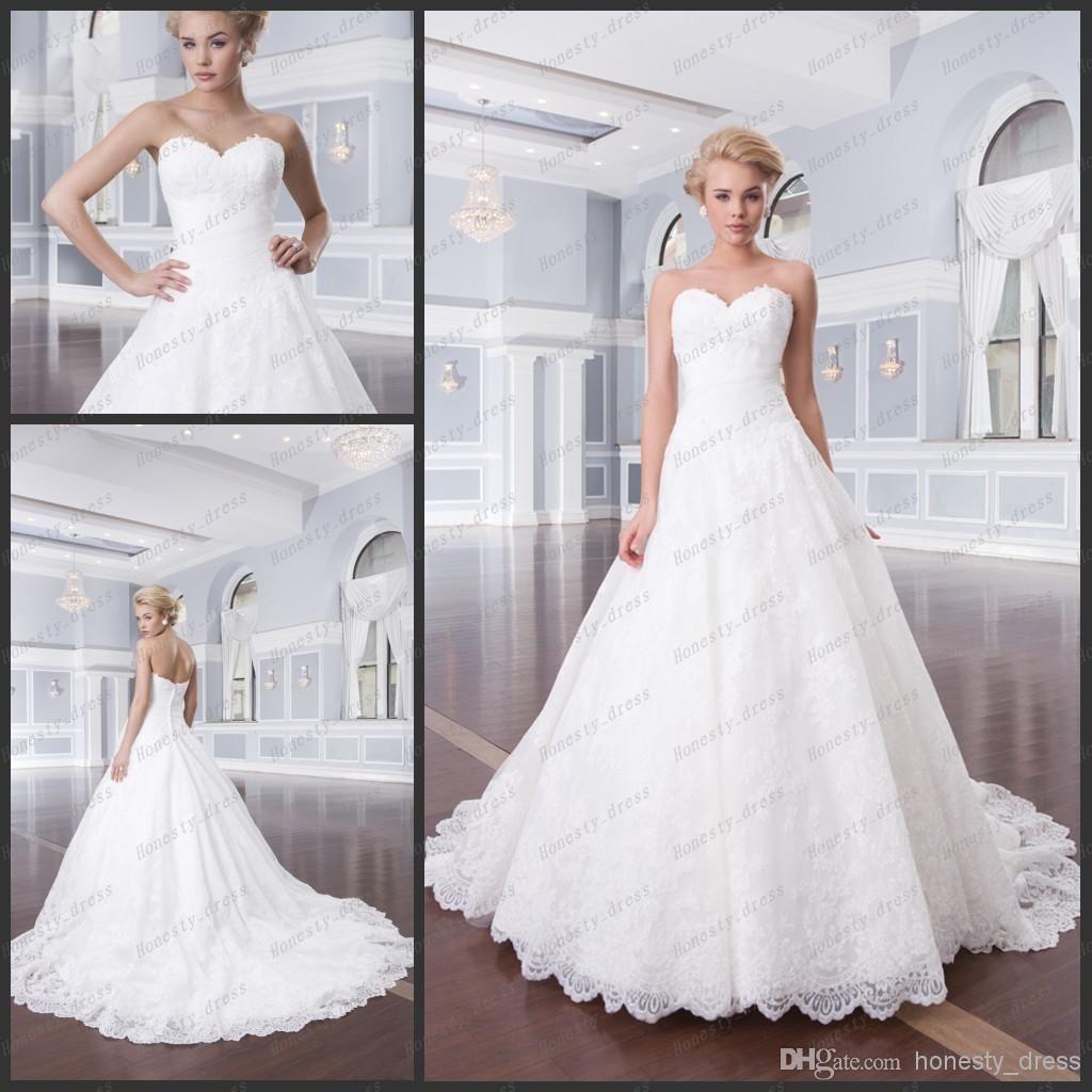 Wholesale ALine Wedding Dresses Buy Lillian West 6320