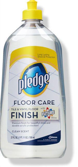 that stuff to restore the shine on vinyl floors!! works amazing