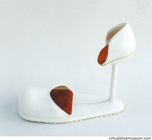 From an amazing collection at the Virtual Shoe Museum.