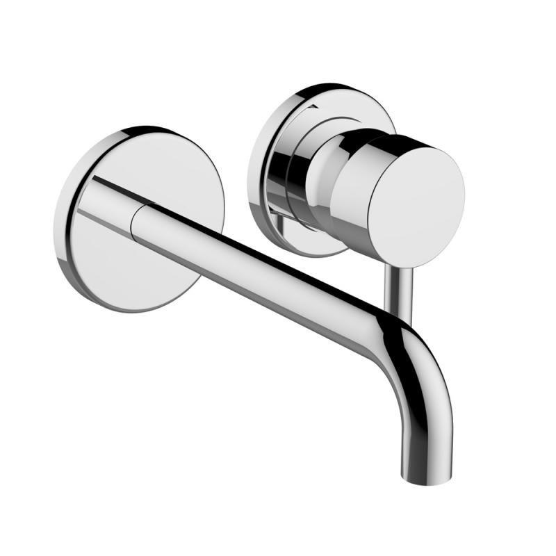 Ideal Standard Mara Einhebel-Wand-Waschtischarmatur Unterputz - k che ohne ger te