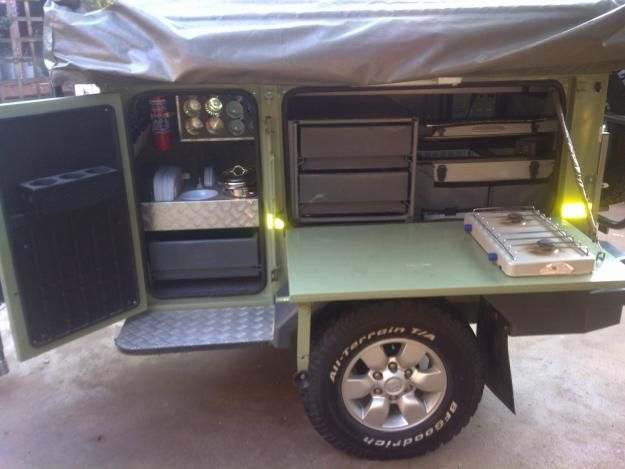Ecko3 4x4 Trailer For Sale Jeep Camping Trailer Jeep Trailer