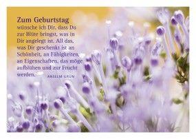 Christliche Segenswunsche Zum Geburtstag Texte Zum Geburtstag
