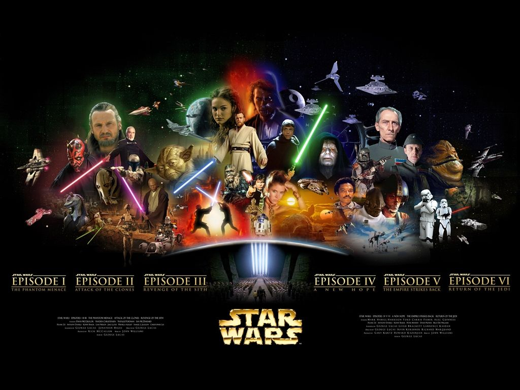 Episode I Ii Iii Iv V Y Vi Star Wars Http 3 Bp Blogspot Com Eqpfukd5nhc Txb3cuqj9yi Aaaaaaaadtw Gym Star Wars Facts Star Wars Music Star Wars Episodes
