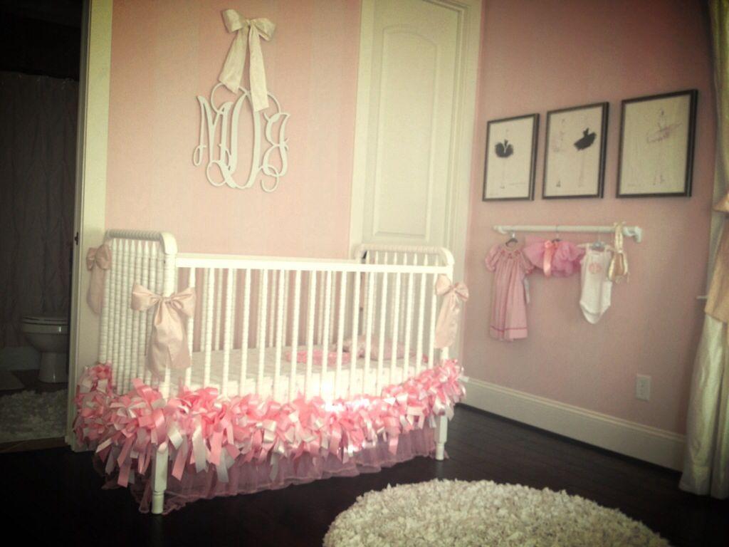Baby Girl Ballerina Nursery