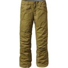 Patagonia - Slim Snowshot Pants (men's) - Tuscan Olive