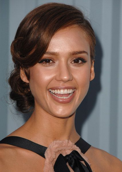 jessica alba, and her perfect teeth!