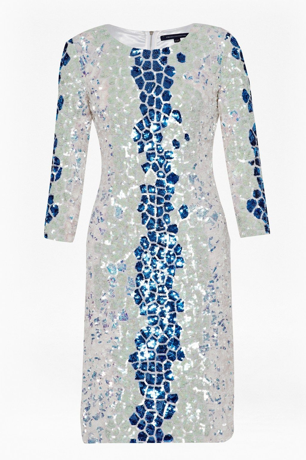 Caiman Sequinned Dress - New Arrivals - French Connection Usa ...