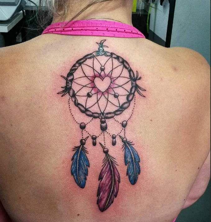Filtro Dos Sonhos Costas Pesquisa Google Tatuagem Filtro