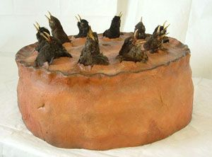 Blackbird pie Who knew this was more than just a nursery rhyme? *JGH ...