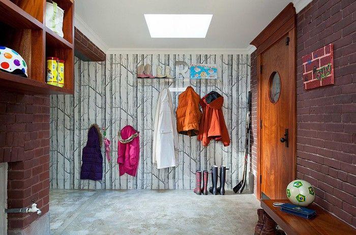 eingangsbereich und flur gestalten in 42 beispielen hauseingang gestalten flur gestalten und. Black Bedroom Furniture Sets. Home Design Ideas
