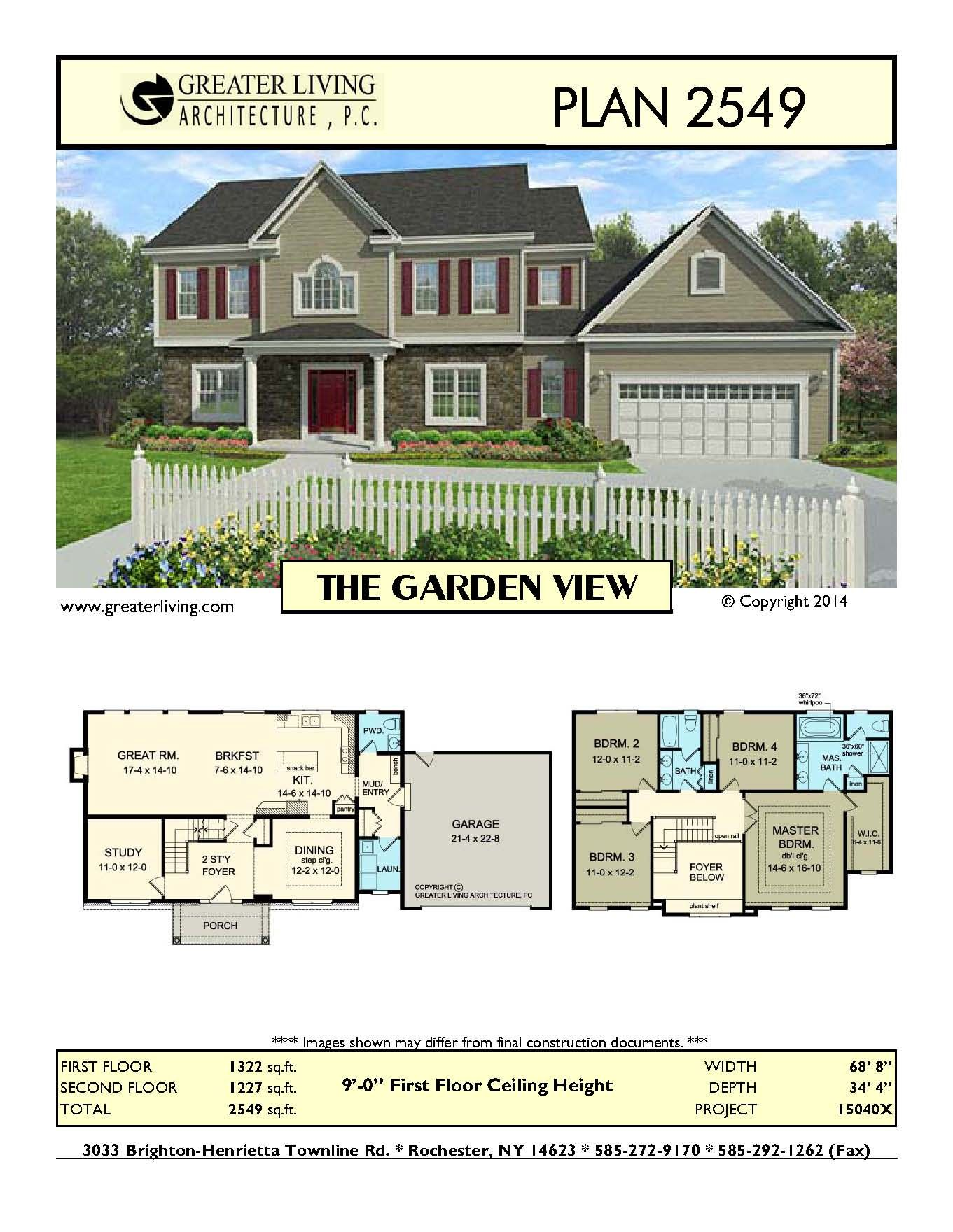 Greater Living Architecture Craftsman House Plans Sims House Plans Barn House Plans