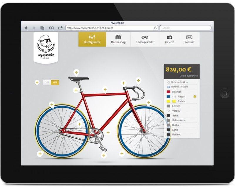 Myownbike Singlespeeds Und Fixies Aus Dusseldorf Fahrraddesign