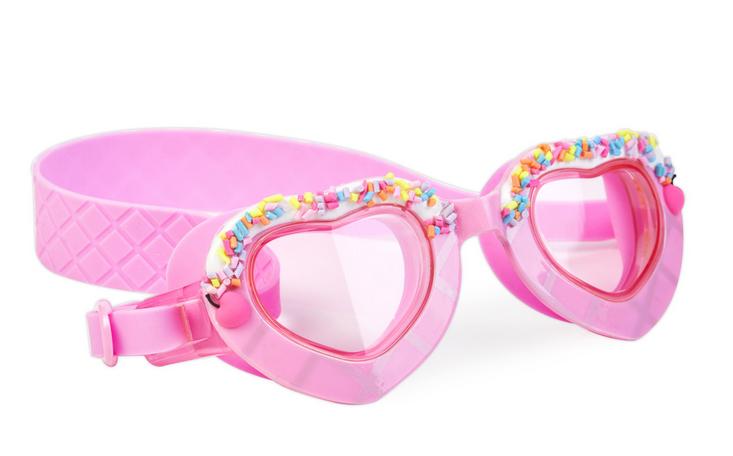 0f7ba2fdbb4 Bling2o Banana Split Sundae Swim Goggles Waffle Cone Pink