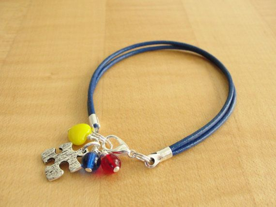 Get Ready For Autismawarenessmonth In April Aspergers Autismspectrum Autismawareness Awareness Autism Awareness Bracelet Autism Jewelry Autism