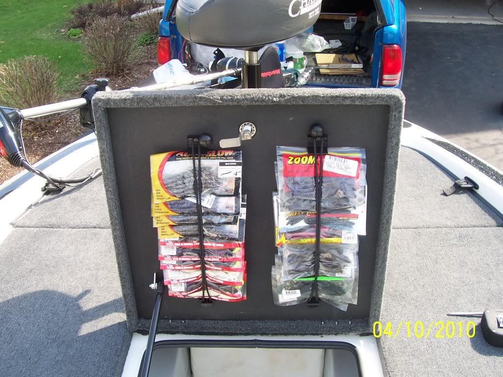 17/18ft Boat Guys!! How Do You Organize Your Tackle