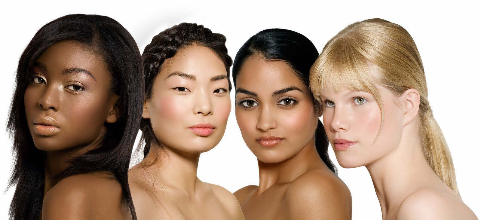 Colorism in India — Jemal March   Peau blanche, Epilation ...