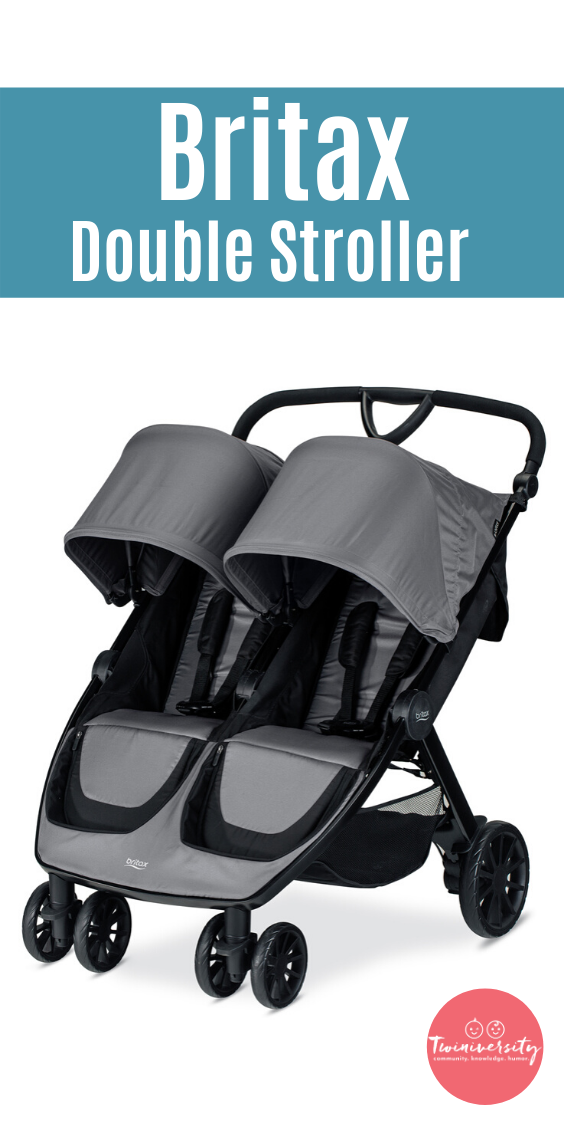 Britax Double Stroller Twiniversity 1 Twin Parenting