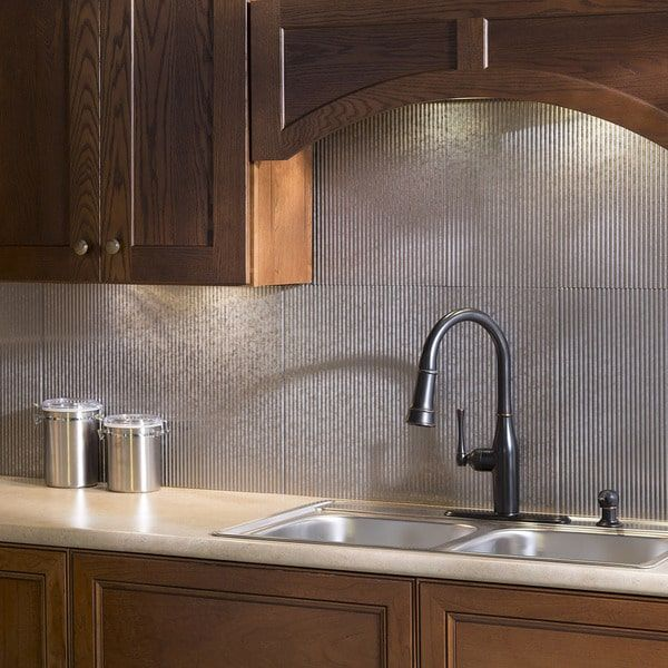 Delightful Fasade Backsplash Panels Transform An Ordinary Kitchen Or Bathroom Into A  Stylish Space. Decorative Thermoplastic Backsplash Panels For Use In  Kitchens And ... Ideas
